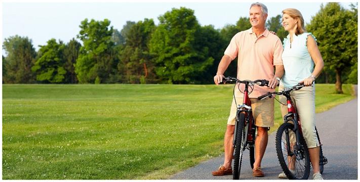 ejercicio para las personas mayores